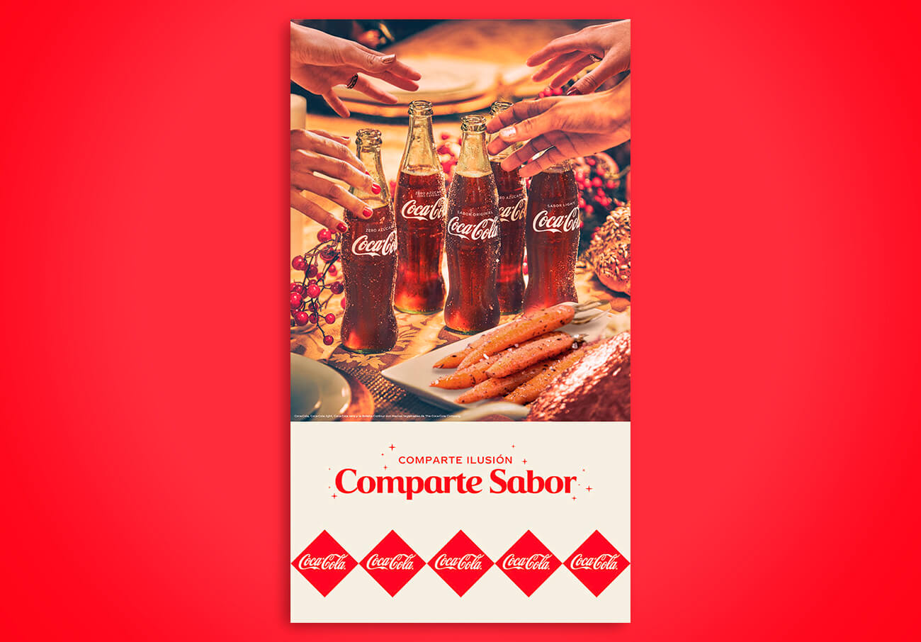 Coca-Cola Navidad